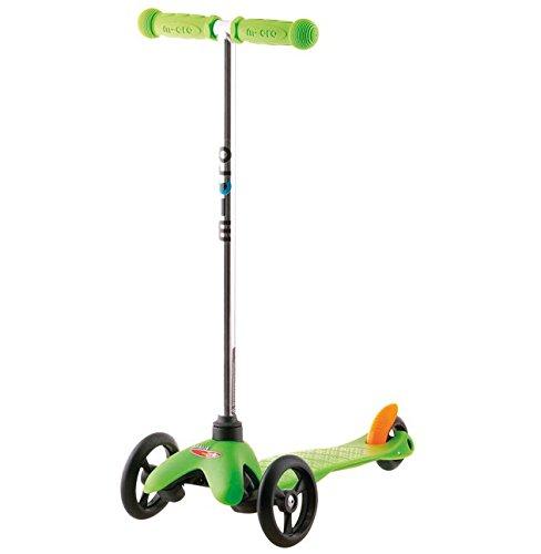 MICRO Scooter Mini Micro grün - Sporty 2007 Spielzeug des Jahres NEU