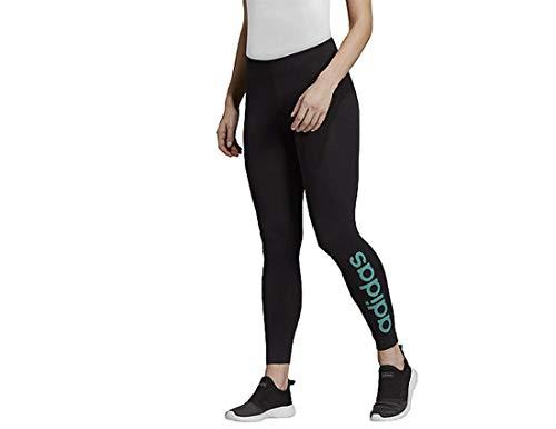 adidas Women Essentials Linear Tight, Black, XL