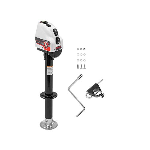 Bulldog Reese 500200 A-Frame Power Jack 4000# White