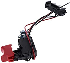 Porter Cable OEM 90612187-01 replacement reciprocating saw switch assembly