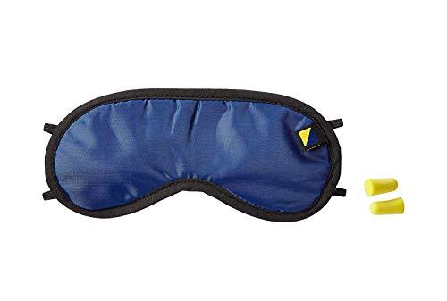 Preisvergleich Produktbild Travel Blue Ruhe-Set (Schlafmaske + Ohrenstöpsel),  blau,  451