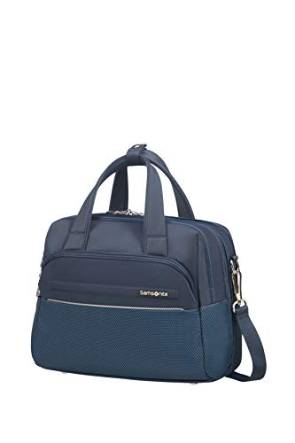 SAMSONITE B-Lite Icon - Beauty Case da Viaggio, 33 cm, 14 liters, Blu (Dark Blue)