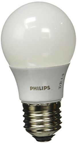 Philips Ace Saver Base E27 4-Watt LED Lamp (Golden Yellow and Warm White)