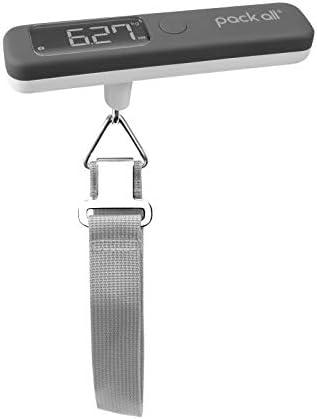 pack all 110 Lbs Luggage Scale Digital Handheld Luggage Scale Travel Weight Scale for Luggage product image