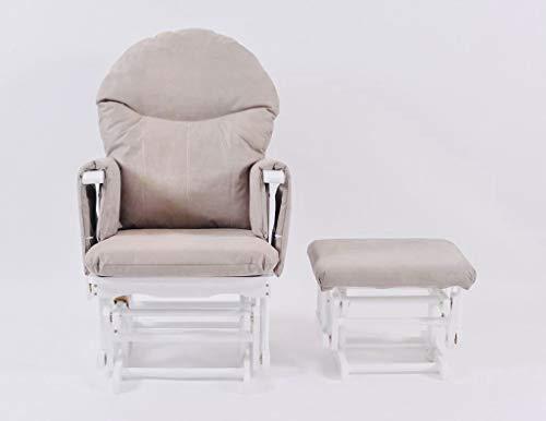 Habebe Glider Rocking Nursing Recliner Maternity Chair
