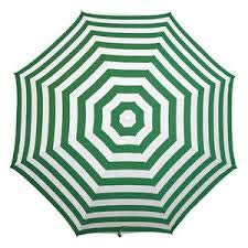 Banz Noosa Parapluie de Plage Anti-UV Émeraude 180 cm