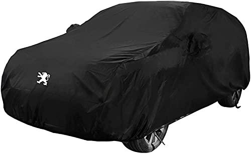 Funda Coche, para Peugeot 3008 SUV Anti Granizo Lluvia Resistente a la Nieve Protección para Todo Tipo de Clima Funda para co