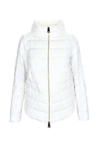 Herno PI1086D - Chaqueta de plumas para mujer Bianco 38