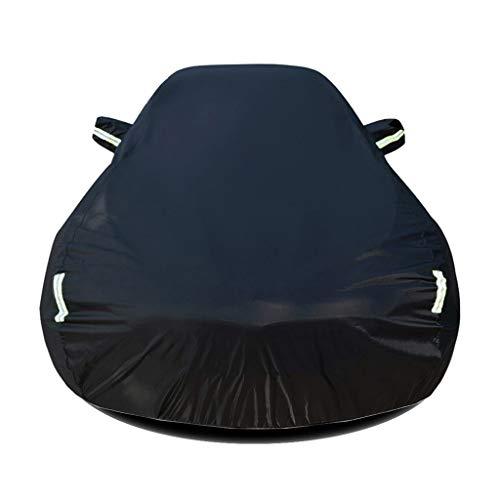 Compatible con Dodge Colt Sedan Funda para Coche Impermeable Todo Clima Oxford Algodón Cubierta Ext