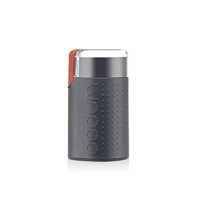 BISTRO Dark Grey Electric Coffee Grinder, 1 EA
