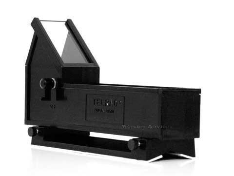 TELRAD Projektionssucher mit Basis und Deutscher Anleitung, Peilsucher