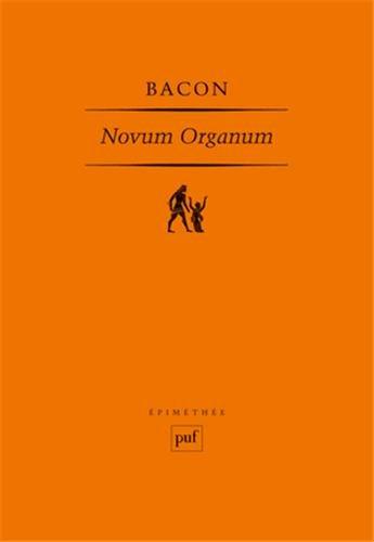 Novum Organum (Épimethée)