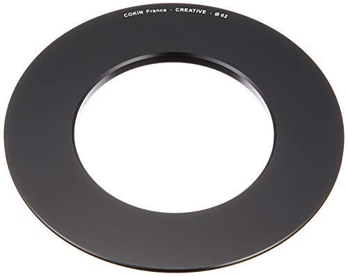 Cokin Z462 Sistema Creativo Z-Pro Anello Adattatore, Diametro 62 mm, Nero