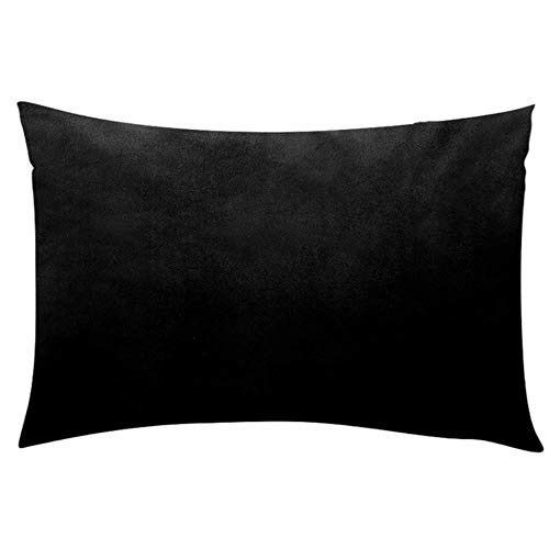 FICI Comfortable Rectangle Pillow armchair slipcover velvet Living Room Sofa Throw Pillowcase Home Decoration, 40x40cm