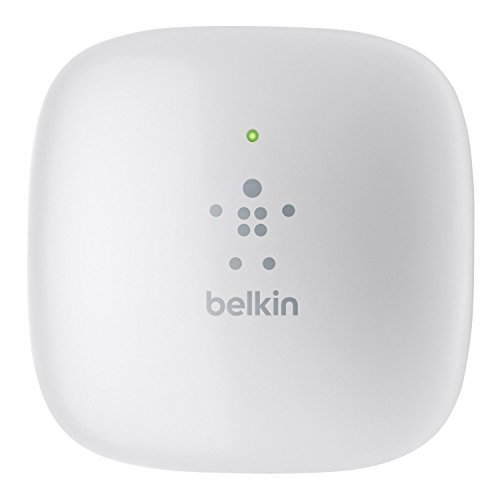 Belkin F9K1015as N300 WLAN Repeater (300 Mbit/s), weiss