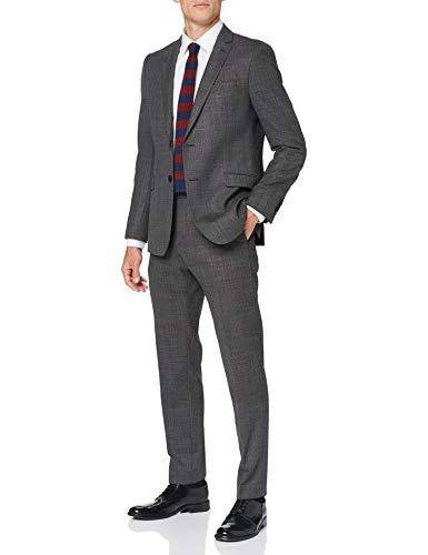 Strellson Premium Herren Allen-Mercer Kostüm-Set, Oxford 005, 48