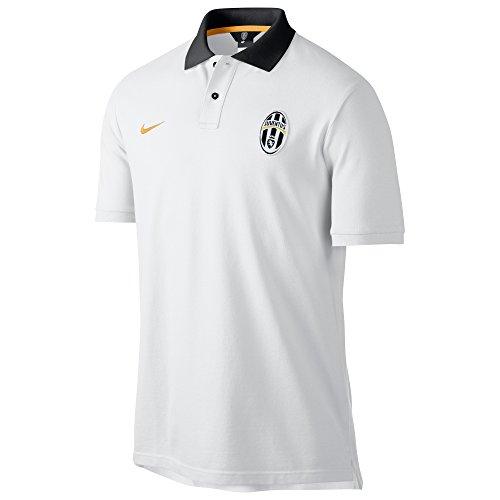 2013-14 Juventus Nike Authentic GS Polo Shirt (White)