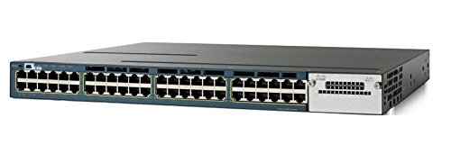 Cisco WS-C3560X-48PF-S 3560X Series 48 Port 1 Slot Catalyst Switch (Blue). Buy it now for 2486.59