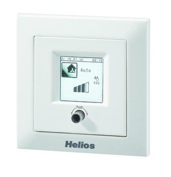 Helios KWL-BEC Bedienelement Komfort