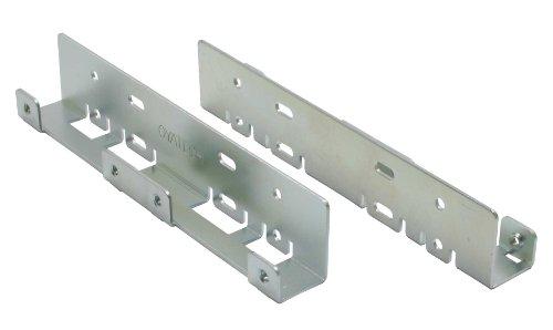"""Preisvergleich Produktbild InLine 39950C HDD / SSD Einbauschienen,  2x 6, 35cm (2, 5"""") zu 8, 89cm (3, 5""""),  nur Rahmen und Schrauben"""