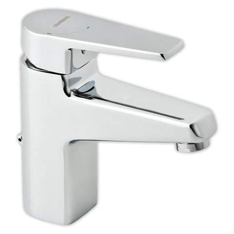 Grifo monomando lavabo GENEBRE KLIP | GENEBRE