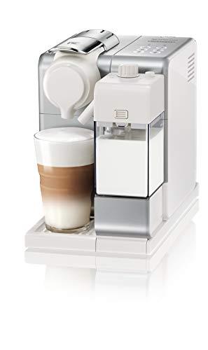 De'Longhi Nespresso Lattissima Touch Animation EN560.S Macchina da Caffè Espresso, 1400 W, 1 Tazza, Plastica, Argento