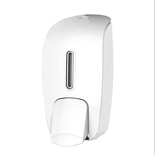 Dispensador de jabón 800 ml dispensador de jabón montado en la pared de la cocina manual de plato de ducha champú dispensador de jabón contenedor loción gel baño de la oficina baño Dispensador de jabó