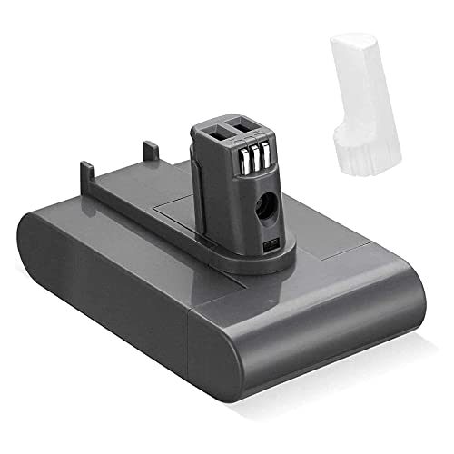 Dutyone Upgraded 3500mAh 22.2V Replacement Battery Compatible with Dyson DC31 DC34 DC35 DC44 (Not Fit Type B, DC44 MK2) 917083-01 Handheld Vacuum Lithium ion Battery