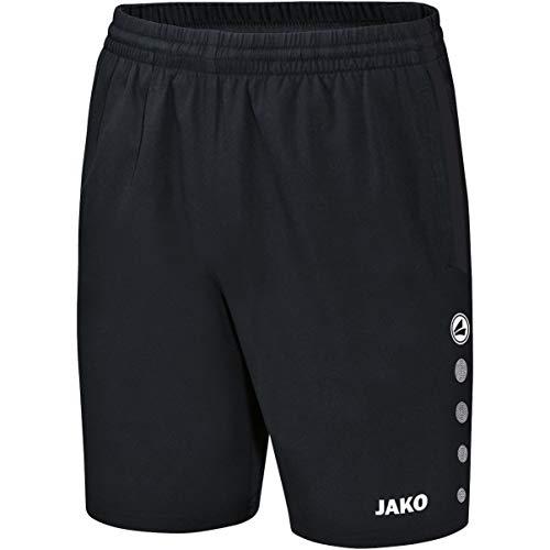 JAKO Herren Champ Shorts, Schwarz, L