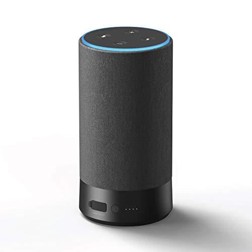 Surge: Batteria Ricaricabile Custodia di Ricambio per Amazon Echo (2ª...