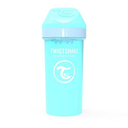 Twistshake 78280 - Vaso con boquilla, color pastel azul