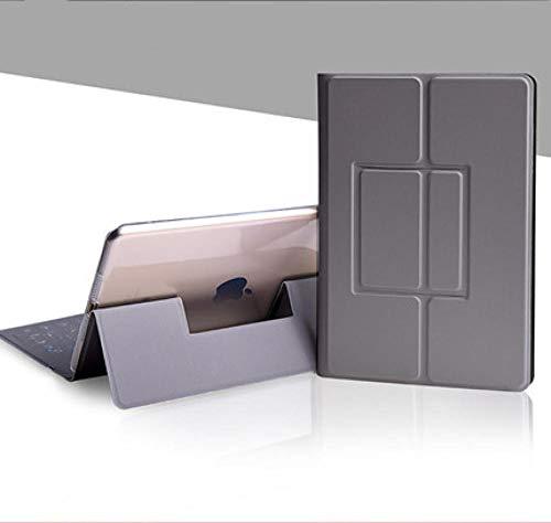 Teclado Bluetooth para Tableta Nueva Caja del Teclado Impermeable Ultra Delgado para Samsung Galaxy Tab S6 10.5 Pulgadas Tableta Bluetooth Teclado Cubierta para la pestaña S6 Tablet con Funda
