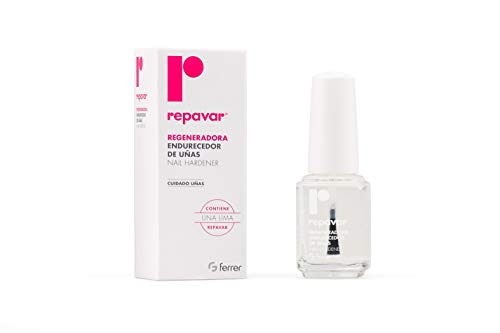 Repavar Regeneradora Endurecedor Uñas 15 Ml