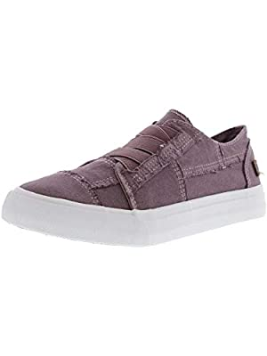Blowfish Women's Marley Canvas Orchid Ankle-High Fashion Sneaker - 7.5M
