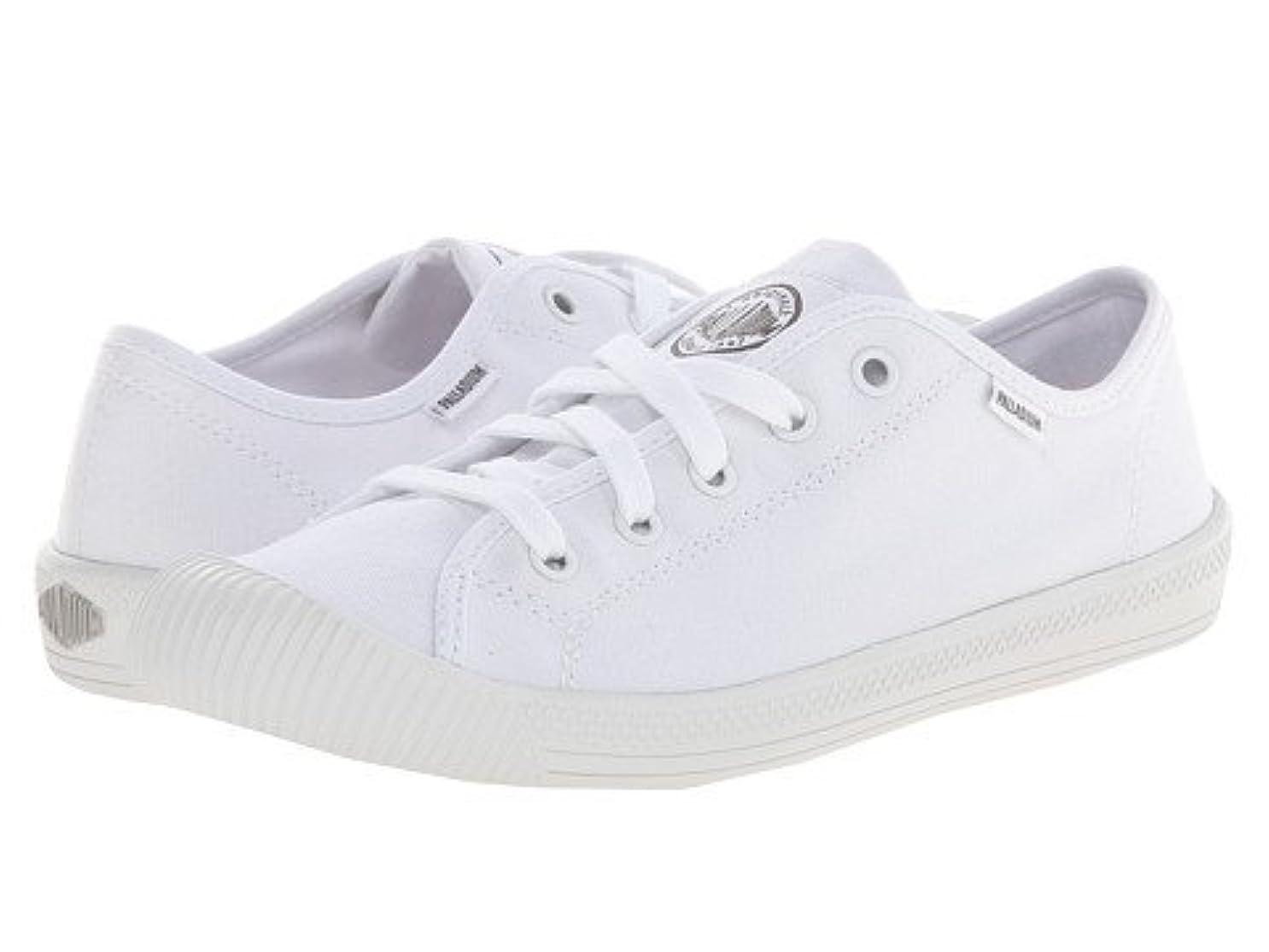 インフレーション湿地ぬいぐるみ(パラジウム)Palladium レディースブーツ?靴 Flex Lace [並行輸入品]
