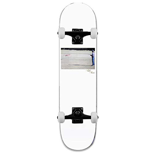 Quasi Time Two - Skateboard completo, 8,25'