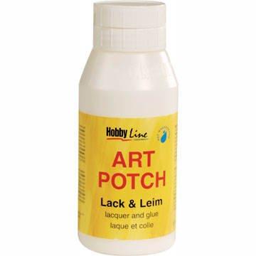 Art Potch Serviettenlack, 750 ml PREISHIT [Spielzeug]