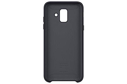 Samsung EF-PA600 Dual Layer Cover für Galaxy A6, schwarz