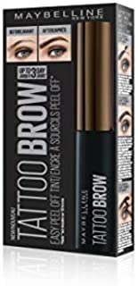 Maybelline New York Tattoo Brow Tinte de Cejas Larga Duraci