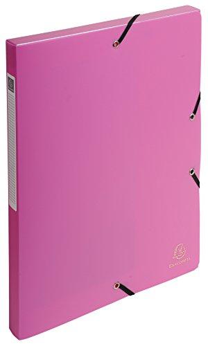 Exacompta 59604E Archivio Box 24 x 32 cm, roze