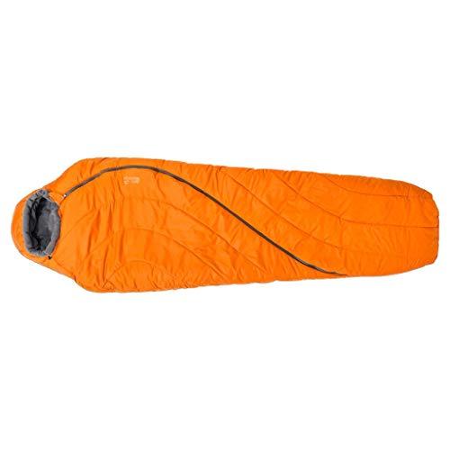 Jack Wolfskin Unisex– Erwachsene Re Smoozip -9 Deckenschlafsack, Desert orange, Left