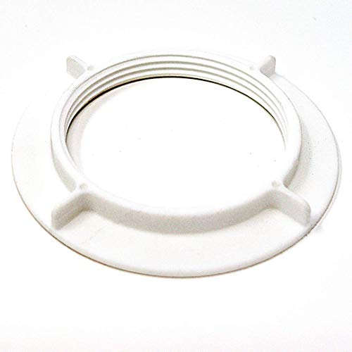 Stock Tank Pools Threaded Inlet Strainer Connector Parts and Above Ground Pools (Strainer Nut + Rubber Washer only)