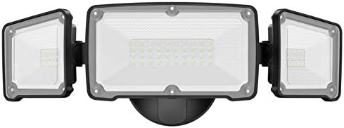 LEPOWER 3500LM LED Flood light Outdoor Switch Controlled LED Security Light 35W Super Bright product image