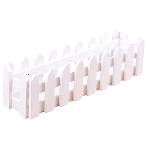 Picket Fence Planter - 4