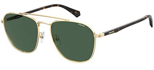 Gafas de Sol Polaroid PLD 2106/G/S Gold/Green 57/18/150 hombre