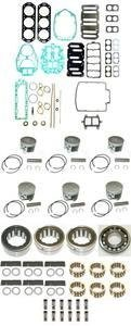 Lowest Prices! TSM Performance Powerhead Rebuild Kit Mercury 2.5 Liter EFI 150-225hp 1992-1999