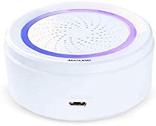 Sirene de Alarme Inteligente Wi-Fi - Multilaser Liv - SE232