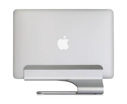 Rain Design mTower Vertikale Ständer für MacBook - MacBook Pro - Laptopständer Silber