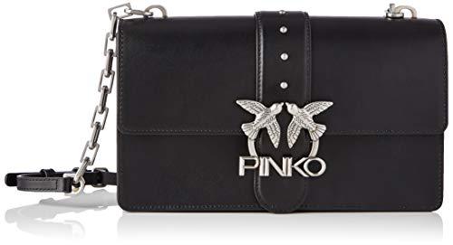Pinko, LOVE CLASSIC ICON SIMPLY 3 CL Donna, Z99_NERO LIMOUSINE, U