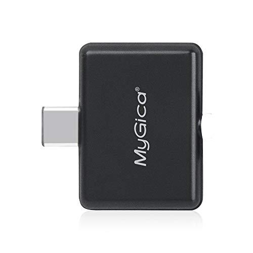 Sintonizador TDT HD Type-C USB - MyGica PT362 - Receptor TDT DVB-T2 y DVB-T para Tabletas y Smartphones - Funciona Mediante USB / Android 4.1 / Grabador PVR miniatura
